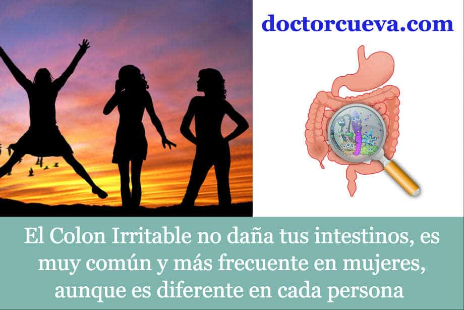 Colon irritable y baja de peso